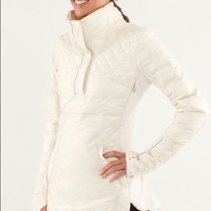 Lululemon What The Fluff Pullover Jacket